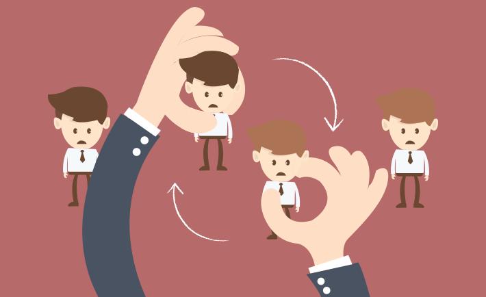 O poder do job rotation para a sua empresa