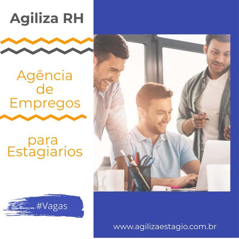 Agencia de empregos para estagiarios