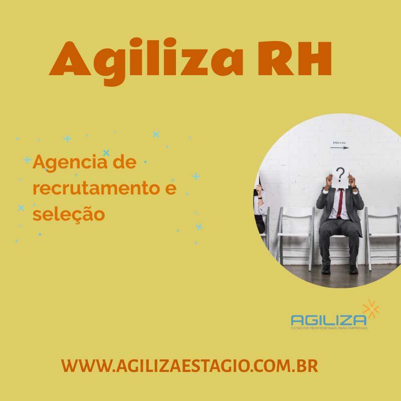 Agencia de recrutamento e seleção