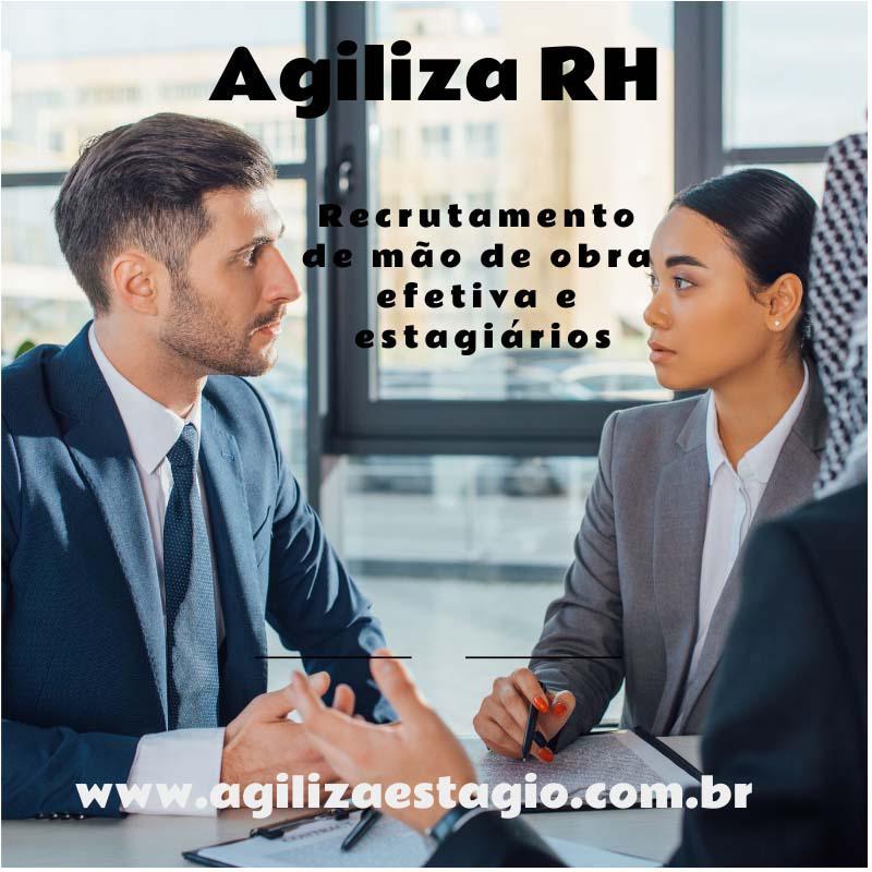 Empresa especializada em recrutamento e seleção